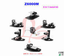 metalType!/6 in 1 lathe/Z6000Z DIY lathe kit 6 in1 mini machines 24W,20000rpm didactical machine kit 6in1 with tool box