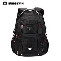 Swisswin Swiss Quality Laptop Backpack Men Swiss Travel Backpack Military 15 16 Laptop Bags Sn8112 Brand