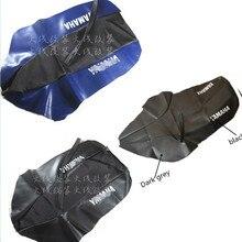 Грязевая мотоциклетная подушка для сиденья из искусственной кожи, водостойкая накидка для Yamaha TTR250 XT225 XT250 250cc TW200 TW225 TTR XT 250