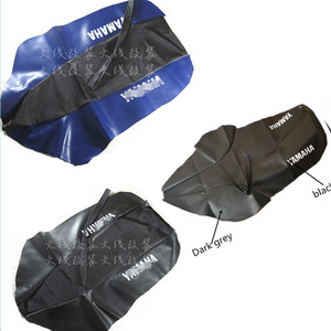 Dirt motorcycle PU Leather Seat Cushion water proof seat cover For Yamaha TTR250 XT225 XT250 250cc TW200 TW225 TTR XT 250(China)