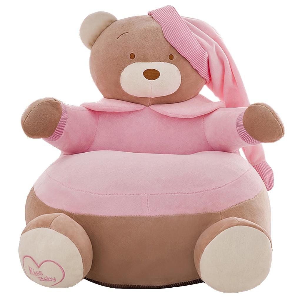 Sin relleno bolsa de frijol beb dibujos animados corona - Relleno para sillas ...