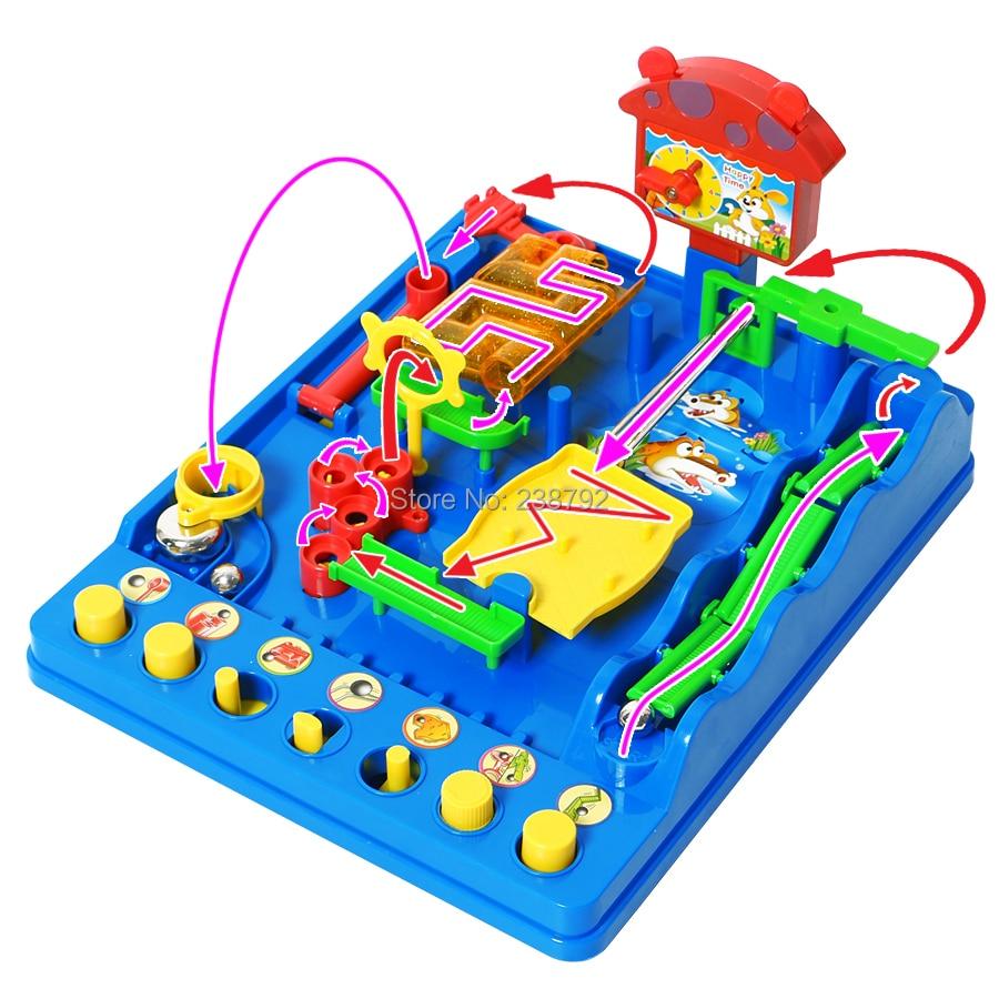 Intellectuelle Montessori jeu de bureau Perplexus ball Adventure de Bebe Perplexus Bakham Labyrinthe Puzzle Parent-enfant Jouet Éducatif