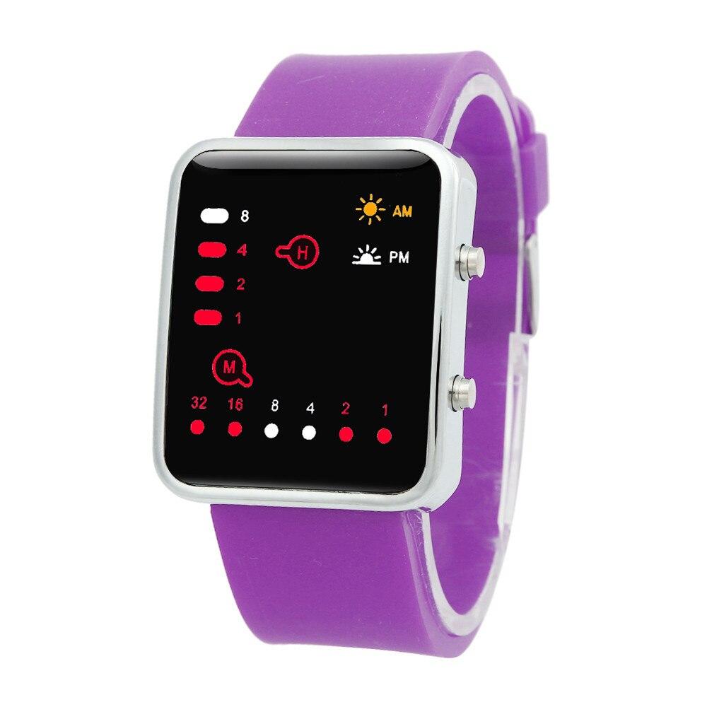 cfcece66dddc Reloj digital de pulsera mujer – Anillo diamante