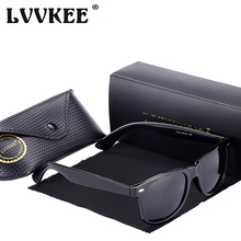 LVVKEE Fashion classic Brand Polarized Sunglasses Men/Women Vintage UV400 rays Driving Sun Glasses Male/female Oculos de sol