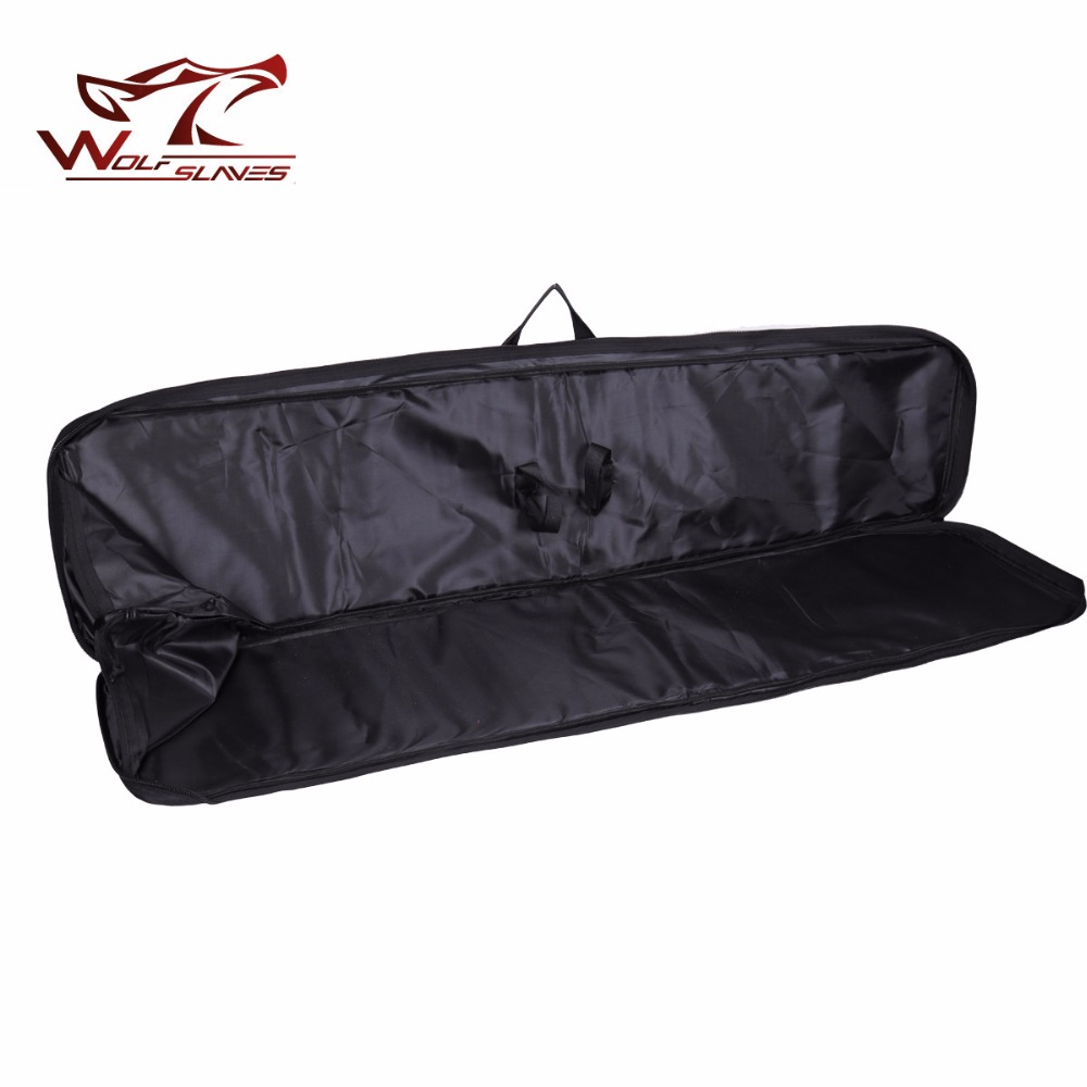85CM Tactical Gun Bag Shotgun Case Air Rifle Case Cover single Shoulder Pouch Hunting Carry Bags backpack 47 folding fishing rod bag tactical duel rifle gun carry bag with shoulder strap outdoor fishing hunting gear accessory bag