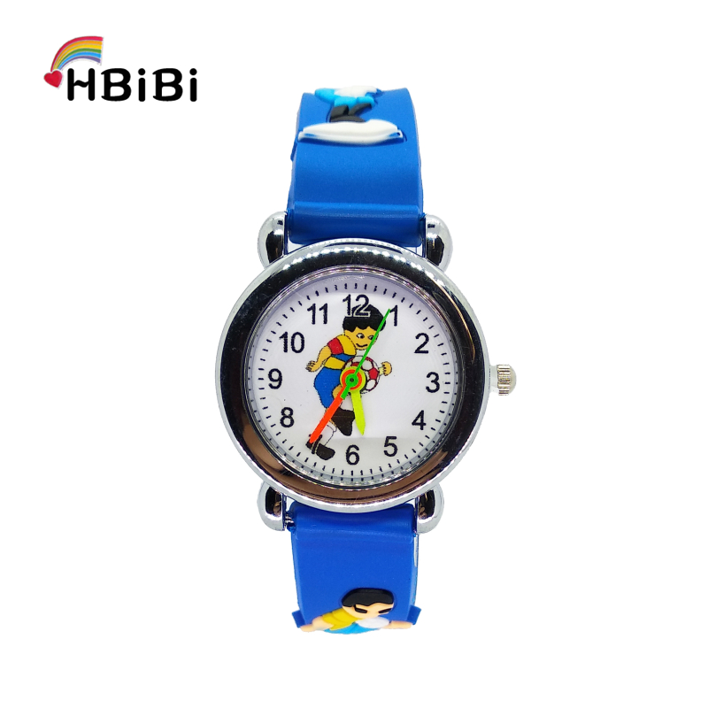 Kids Outdoor Sports Football Watch Fashion Casual Children Watches For Kid Girls Boys Students Clock Child Watch Reloj Infantil