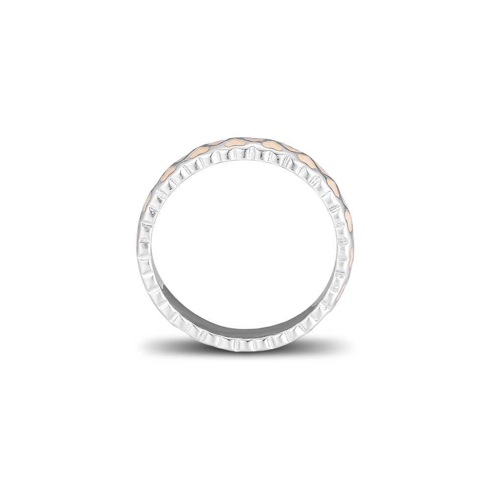 100% 925 เงินสเตอร์ลิงแหวน Brilliant ความอุดมสมบูรณ์ของความรักเคลือบเงินงานแต่งงานแหวนหมั้นสำหรับผู้หญิงเครื่องประดับ Fine