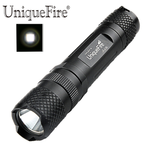 UniqueFire UF-2130 Police Equipment XML2 Led Lights 1 Mode Black Rechargeable lamp For 1*18650 Battery Shockproof