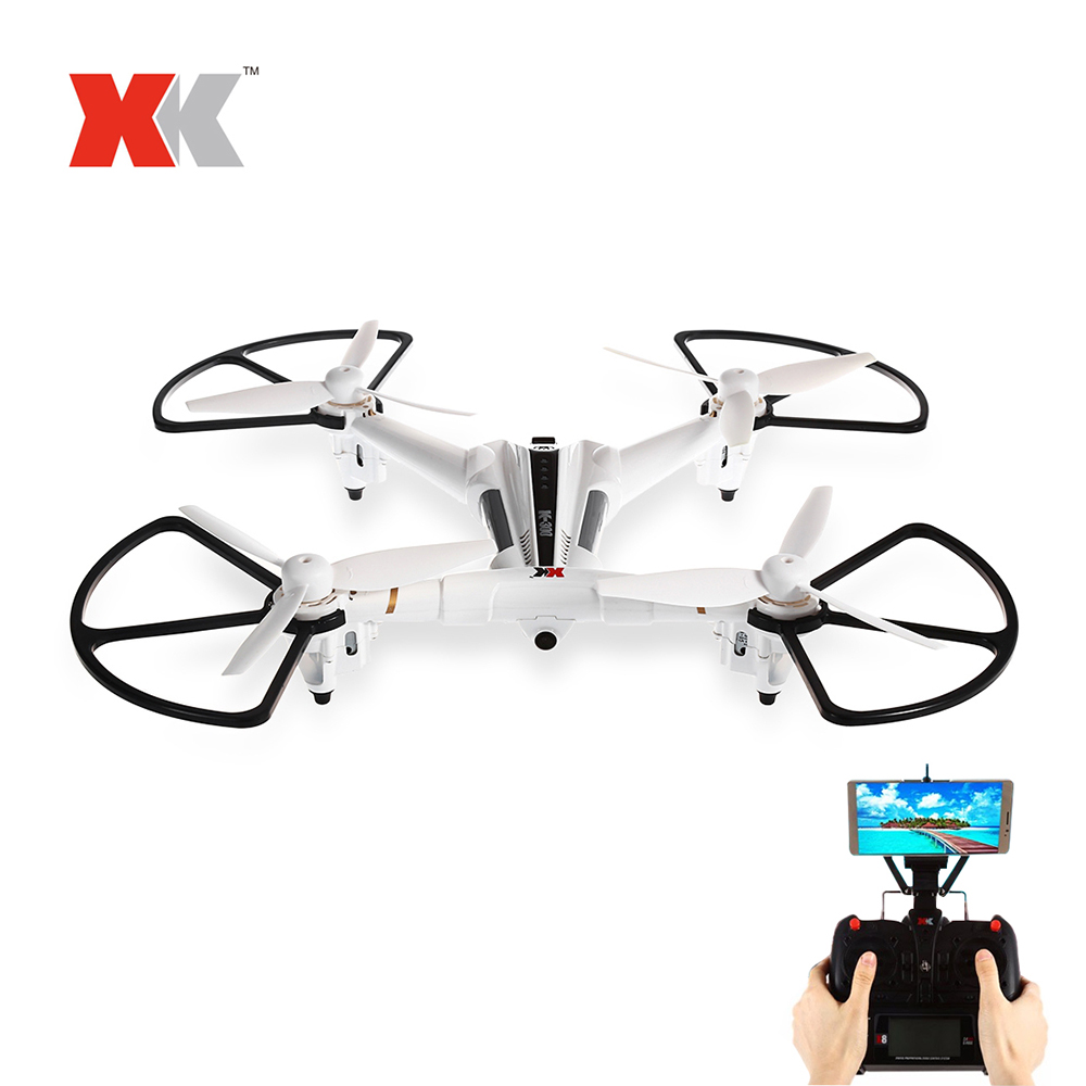 JJRC Drone H501S XK Rc Helicopter Hd-Camera Wifi X300 With FPV 720p 4CH 6-Axis-Gyro VS