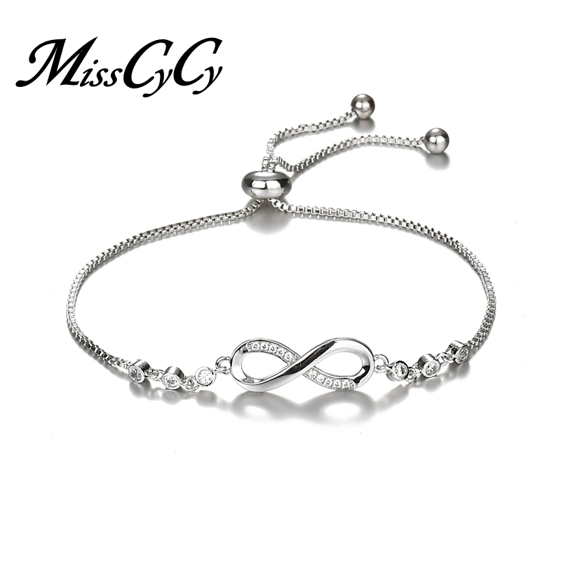 Misscycy Luxurious Crystal Bracelet