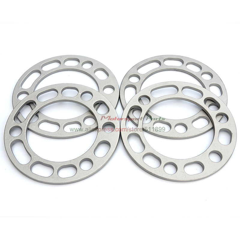 (4pcs/lot) <font><b>5x139.7</b></font> 6x139.7 6MM Aluminum Car Wheel Hub Adapter image