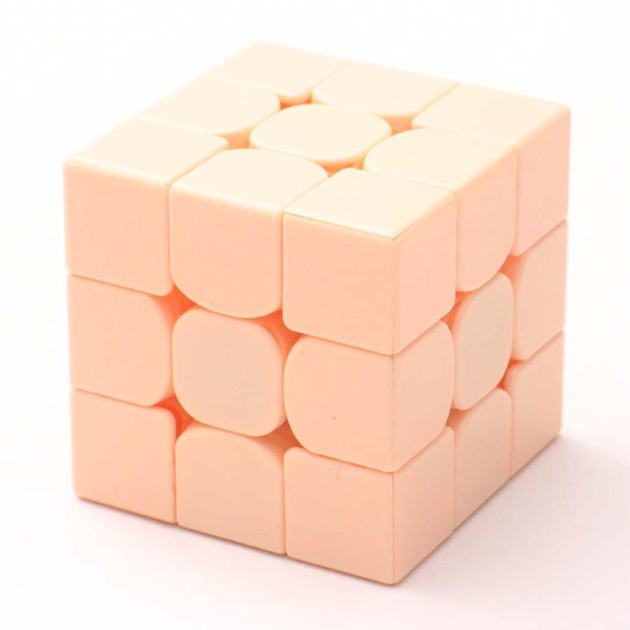 QiYi Mofangge Mini 4.74 S Commemorative Edition 3x3x3 Magic Cube Speed Cube Educational Puzzle Cube Toys For Children