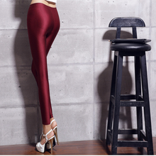 latex leggings top slim for women leggings pants