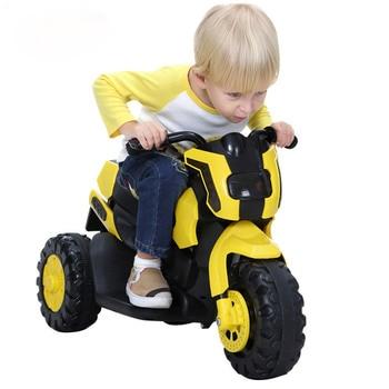 18m Niños Música Coche De 4y Bebé Triciclo Eléctrico Grandes Montar Para Motocicleta Multifunción Juguete Niño En n0mNPywv8O