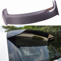 High quality Carbon Fiber Rear Roof Spoiler Wing Window Tail Wings For VW for Volkswagen GOLF 7 for MK7 GTI R 2014 2017