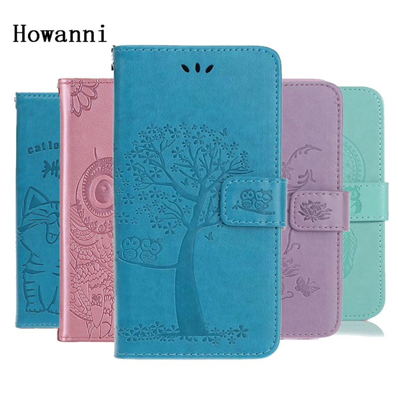 Novel Designs Flip Leather Case For Samsung Galaxy A3 2017 Case A320f Sm-a320f 4.7 Retro Wallet Cover For Samsung A3 2017 Case Cover Bag Famous For Selected Materials Delightful Colors And Exquisite Workmanship