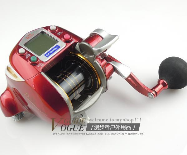 aliexpress : buy olympus ecooda dragon 7000lb electric fishing, Reel Combo