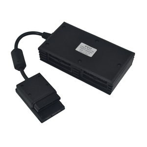 Image 2 - For PS2 4 Playe Multitap Multi tap Player Multiplayer Adapter for PlayStation 2 for PS 2 support 4 controllers