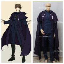 Fate Grand Order Shirou Kotomine Cosplay costume
