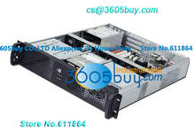 2U Server chassis can be installed PC power general motherboard compatible with PCI card anyway