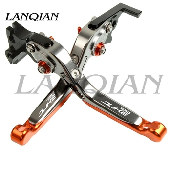 Motorcycle Adjustable Brake Clutch Levers for KTM moto Duke 790 Quality accessories motor lever clutchs 2018 2019