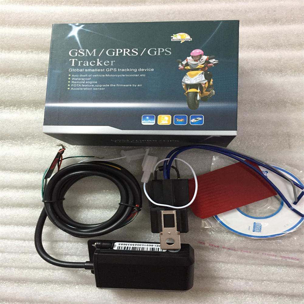 Բնօրինակ Xexun XT-009 Mini Motorcycle GSM GPS Tracker 2G Car - Ավտոմեքենաների էլեկտրոնիկա - Լուսանկար 5