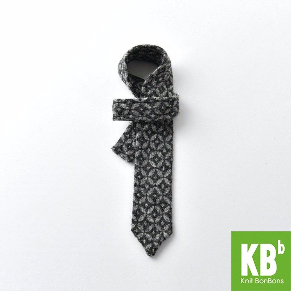 2018 Frühling Kbb Wolle Grau Mode 6,5 Cm Stricken Formale Krawatte Für Männer Classy Krawatte Mode Für Anzug Geschäfts Hochzeit Casual Party Erfrischend Und Wohltuend FüR Die Augen