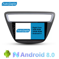 AUTOJIAPIN 9 Eight Core Android 8.0 2G RAM 1024*600 Car GPS navigation For CHEVROLET CAPTIVA EPICA AVEO LOVA With Stereo Radio