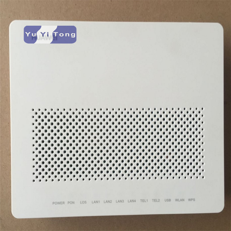 Onu Hua Wei Echolife Hg8346m Wireless Gpon Terminal 4 Ethernet And 2 Voice Ports H.248 & Sip Double Protocol,gpon Ont
