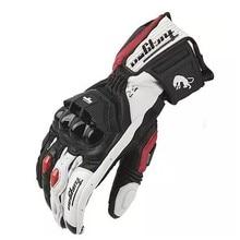 Высококачественные перчатки из натуральной кожи, мужские перчатки luva moto rcycle AFS6 AFS10 AFS18 guantes rekawice moto cyklowe