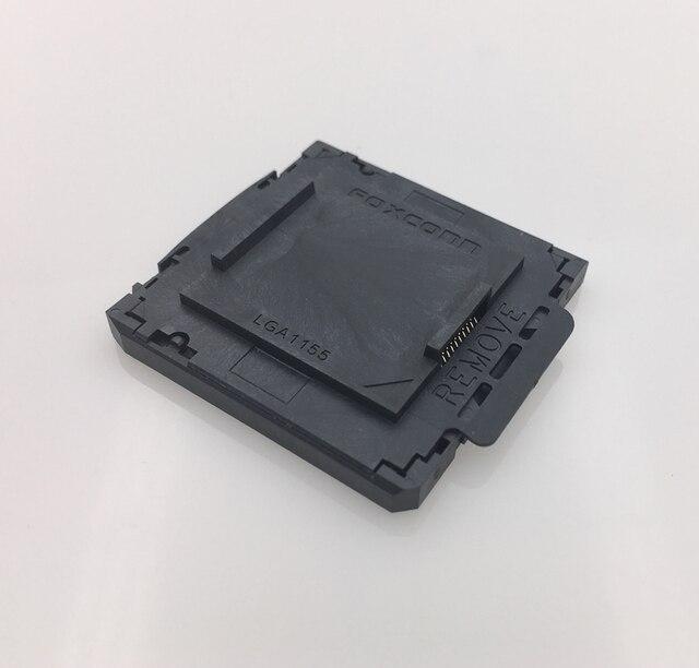 Original New LGA1155 LGA 1155 CPU Motherboard Mainboard Soldering BGA Socket with Tin Balls PC DIY Kit