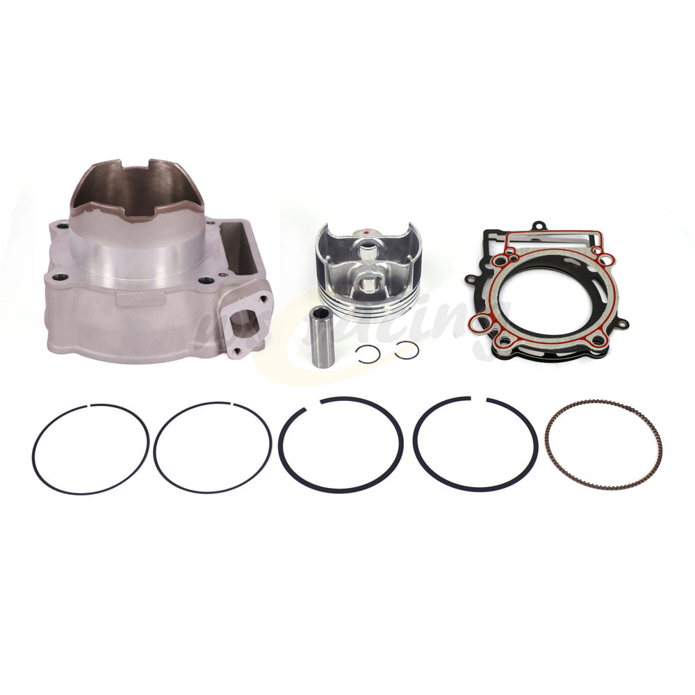 Motorcycle Cylinder Block Piston Set Replacement 300CC NC300 For Bosuer KAYO 250CC With ZONGSHEN NC250 Water Cooler Engine