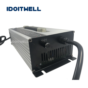 Current adjustable 18S lithium battery charger fast 75.6V 25A 20A 15A 18S li ion battery charger for 18S li-ion battery pack