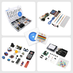 Image 5 - LAFVIN for UNO R3 Project Complete Starter Kit with Tutorial for Arduino