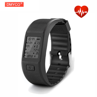 Hesvit S3 4.0 Bluetooth Smart Band Android IOS Sport Bracelet Fitness Tracker Heart Rate Wrist Temperature Pedometer Wristband