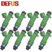 Топливный инжектор DEFUS 1/4/6/8/12/20 OEM 16600-JA00A для Acura Honda Civic RDX Integra RSX K20 K24 B16 B18 16600JA00A 16600-JK20A