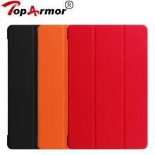 Чехол TopArmor для acer Iconia one 10 B3-A30, откидной чехол для acer Iconia Tab 10 A3-A40, планшет, 3 сложения, чехол из искусственной кожи