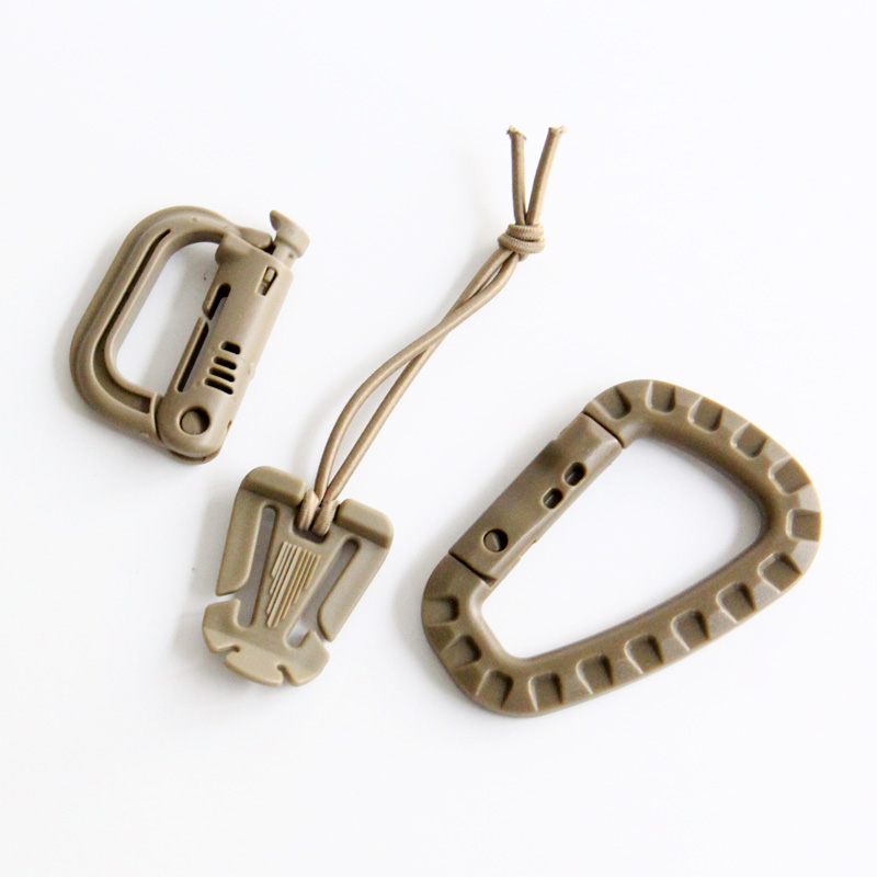 Σετ Clip για Super Buckle, Set Nexus, Grimloc Web Dominator Tac Link, Για Υπαίθρια Σακίδιο Molle systerm