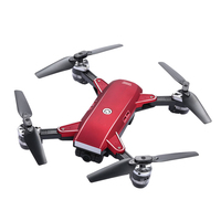 Phoota Foldable 2.4GHz FPV WIFI 2.0MP Camera Drone 3D Flips Hover Altitude Hold Aerial Photography Remote Control Quadcopter