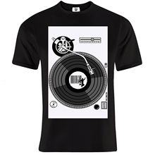 "Original Solid ""SL1200 Turntable"" T Shirt 4 DJ's & MC's - Raving & Festival Look New T Shirts Funny Tops Tee New Unisex Funny"