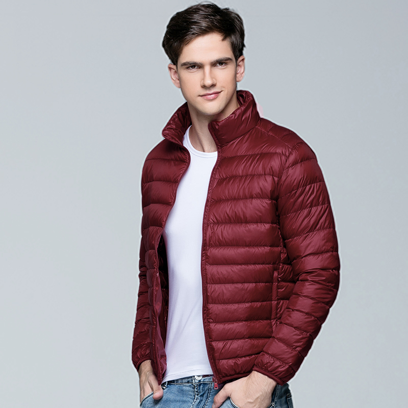 Aliexpress.com : Buy NewBang Winter Men's Down Jacket Ultra Light ...