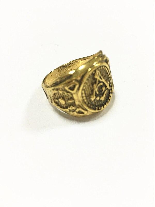 Перстень С Знаком М
