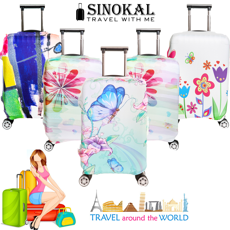 Suitcase Covers Luggage Covers Baggage Protector for 18 20 22 24 26 26 28 30 32