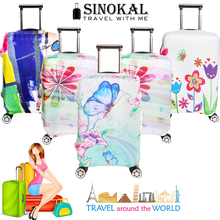 Suitcase Covers Luggage Covers Baggage Protector for 18 20 22 24 26 26 28 30 32 inch Trolley Case