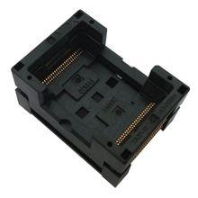 1PCS TSOP48 TSOP 48 Socket For Programmer IC NEW TSOP 48 Chip Test Socket IC Electrical Plugs Sockets