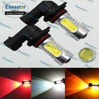 2pcs Lot 6W High PowerLED Spotlight 9005 Fog Bulb Led HB3 Car Auto 9005 Led Lamp
