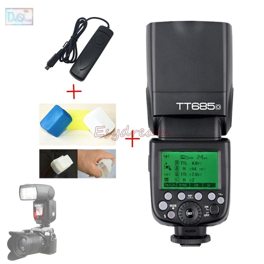 Godox TT685O 2.4G HSS TTL 1/8000s GN60 Flash Speedlite for Olympus OM-D E-M10 E-M5 Mark II E-M1 E-PL8 E-P5 E-P3 PEN-F rutherfurd e russka