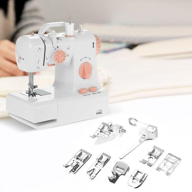 40pcs Professional Domestic Sewing Machine Presser Foot Set Hem Foot Best Janome Sewing Machine Spare Parts
