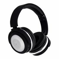 Perfect Sound Quality Bluetooth Headphones Stereo Headset With Hands Free Telephone For All Smartphones White