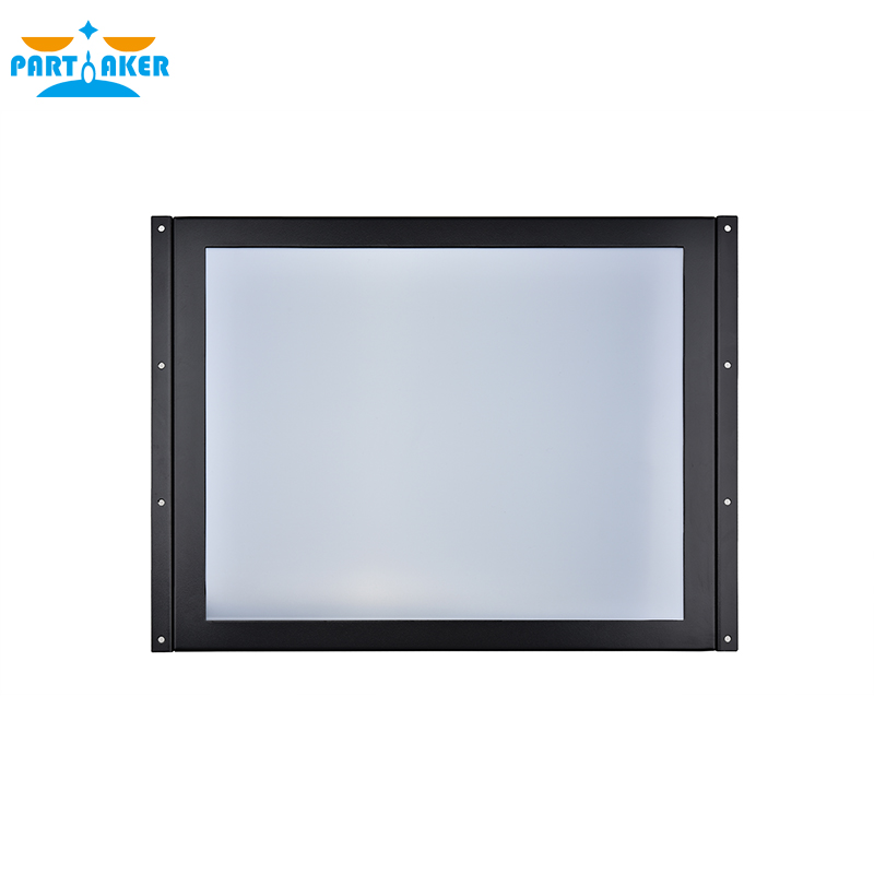 17 Inch LED Intel Celeron 3855U 10 Points Capacitive Touch Screen Industrial Panel PC All In One Desktop PC 4G RAM 64G SSD